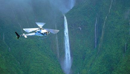 Helicopter Tours Maui Hawaii