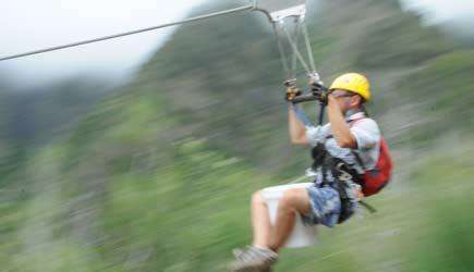 Flyin Hawaiian Zipline Maui   Maui Zip line   Zipline Maui
