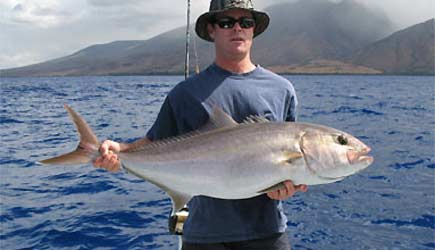 Maui fishing charters maui deep sea fishing maui sport for Bottom fishing oahu