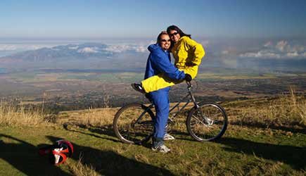 Adventure Maui Sunrise Bike Tour