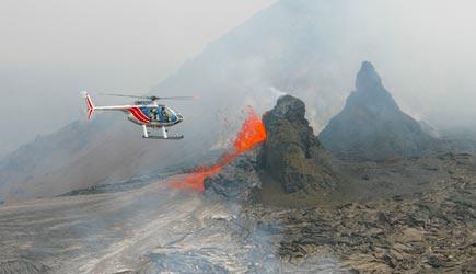 Hawaii Active Volcano  Day Trip To Kilauea Volcano